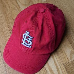Child's St. Louis Cardinals baseball hat